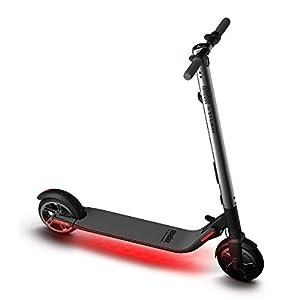 Segway seg-es2 Scooter, Schwarz Kickscooter ES2 der Serie ist ausgestattet mit einer Option Cruise-Control für erhöhten Komfort des Fahrers