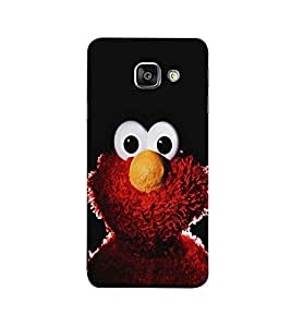 Fuson the cartoon character theme Designer Back Case Cover forSamsung Galaxy A3 (6) 2016 :: Samsung Galaxy A3 2016 Duos :: Samsung Galaxy A3 2016 A310F A310M A310Y :: Samsung Galaxy A3 A310 2016 Edition-3DQ-1114