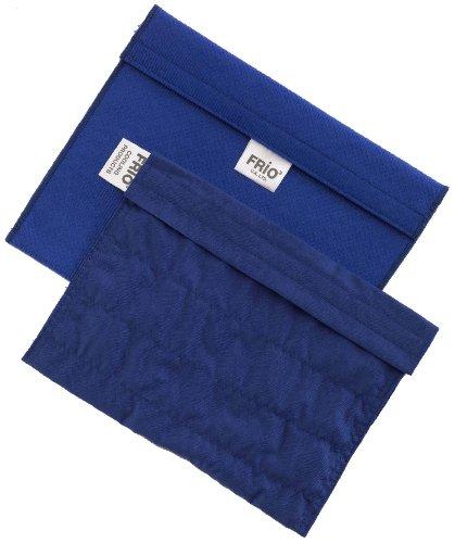Frio Expedition Kühltasche für Insulin, 21 x 15 cm, Blau