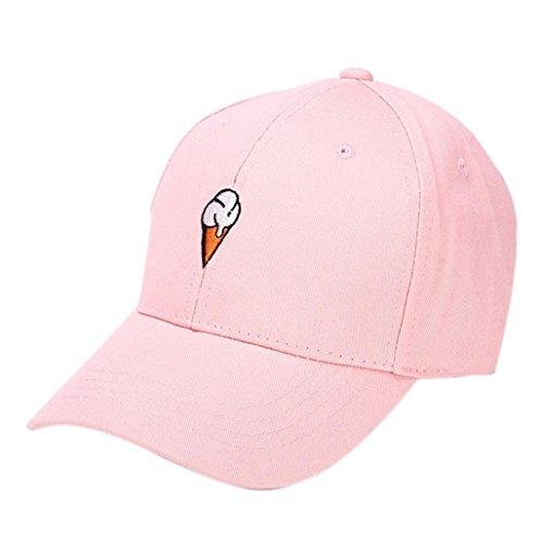 Gorra de beisbol Sannysis Sombrero de Hip Hop, sombrero ajustable, sonrisa Imprimir (01)