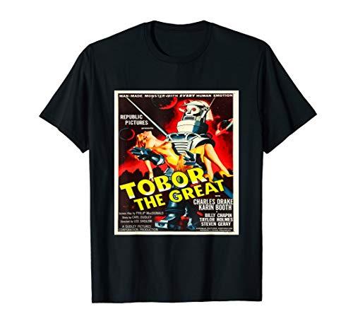 Ehrfürchtiger Monster-Film-klassische Horrorfilm-Film Hemden T-Shirt
