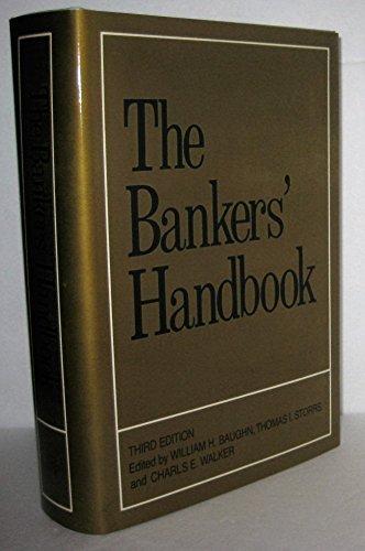 The Bankers' Handbook by William H. Baughn (1988-04-02)