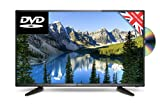 Cello C40227FT2 40-inch Widescreen Full HD 1080p LED DVD Combi with Freeview