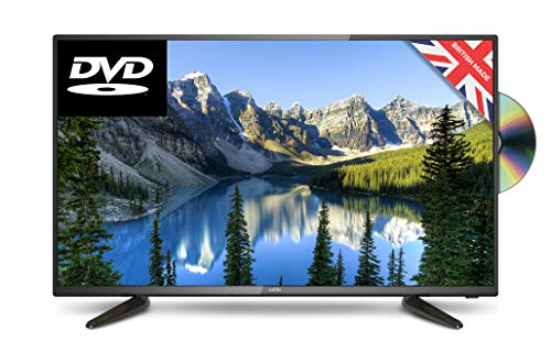 Cello C40227FT2 40� Full HD LED TV with Built-in DVD player and Freeview T2 HD � UK Made