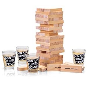 Tobar 20624 –  Gioco Drinking Tumble Tower