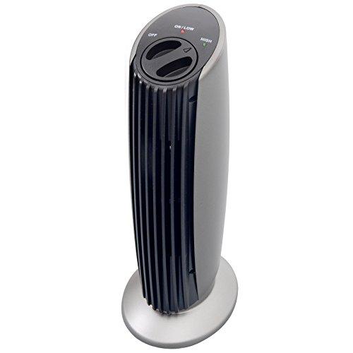 Luftreiniger Ionisator | Entfernt Staub, Pollen, Schadstoffe und Gerüche | Ideal für Allergiker sowie Raucher | Für Büro, Küche, Schlafzimmer | Deutscher Hersteller