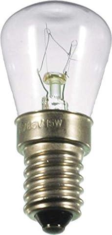 scharnberger + Has. Poire Lampe 26x 57mm 48272E1424V 25W Lampe de signalisation antichoc d'affichage et 4034451482722