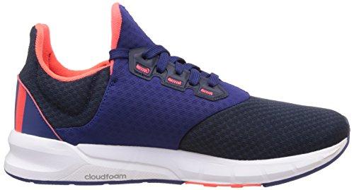 adidas Falcon Elite 5 M, Chaussures de Running Homme Bleu - Azul (Maruni / Rojsol / Tinuni)