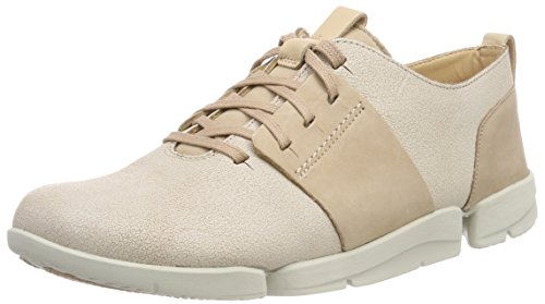 Clarks Tri Caitlin, Sneakers Basses Femme