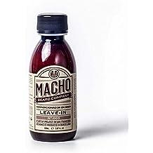 Macho Leave-In Acondicionador para Barba - 150 ml