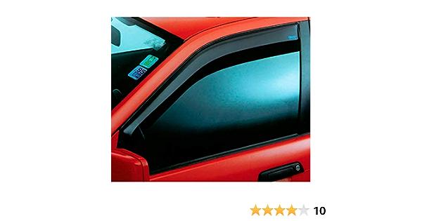 Vordere Windabweiser 1 Set Für Die Fahrer Und Beifahrerseite Cli003p0029 Passend Für Seat Arona Suv Typ Kj 5 Door 2017 Auto