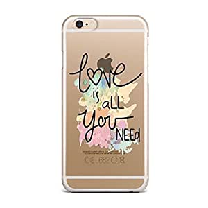 Qrioh Printed Designer Back Case Cover for iPhone 6s - 52MPD956
