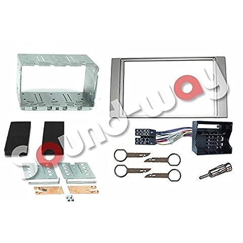 Kit montage autoradio FORD GALAXY / FIESTA / FOCUS /
