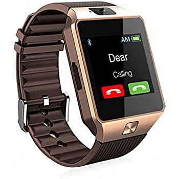 Royzon Padraig Bluetooth DZ09 Camera & SIM Card Support Smartwatch Compatible With Samsung Galaxy Edge 4G