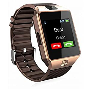 Padraig Bluetooth DZ09 Camera & SIM Card Support Smartwatch Compatible With Samsung Galaxy Edge 4G