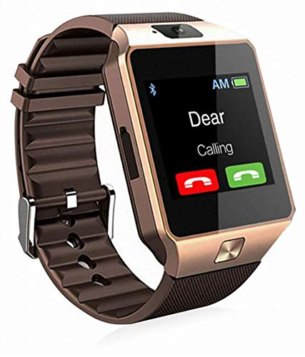 Padraig Bluetooth DZ09 Camera and SIM Card Support Smartwatch for all Smartphones