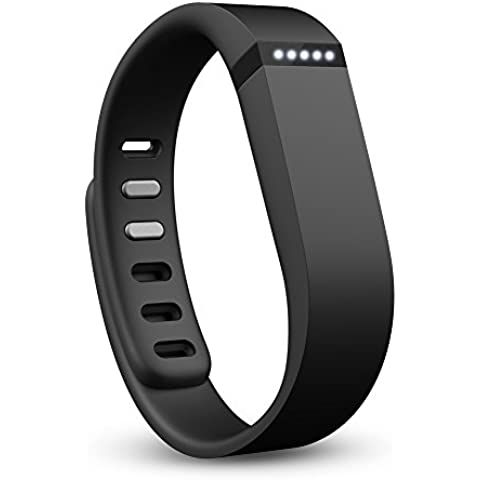 Fitbit flex FB401BK bracciale monitoraggio sonno e attività fisica fitness