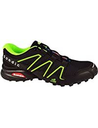 Unbekannt - Zapatillas para correr en montaña para hombre