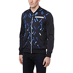 Puma BMW Petronas F1 Track Jacket Blouson - Manches Longues - Homme - Bleu - Small