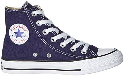 Converse Unisex-Erwachsene Chuck Taylor All Star Hohe Sneaker Blau (Midnight Indigo)