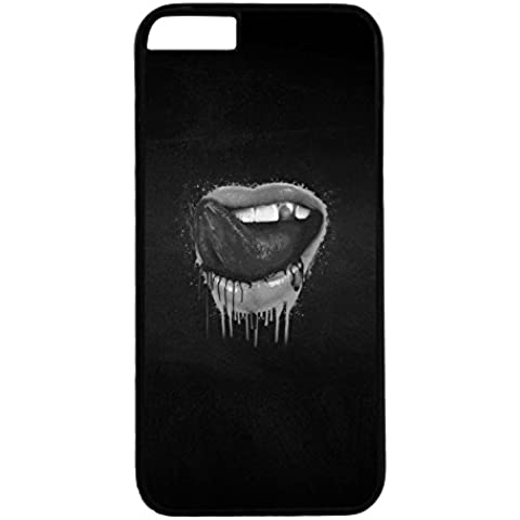 Cover di protezione per iPhone 6/6S–Lips labbra