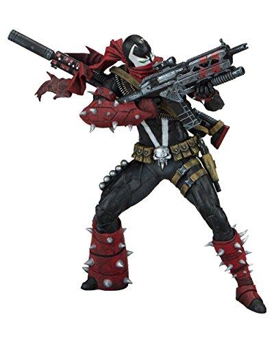 Spawn Quality Einbaudeckenleuchte Commando Action Figur, 17,8cm