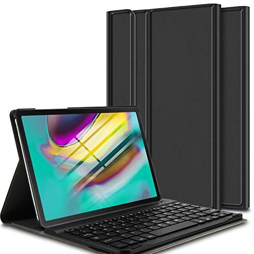 ELTD Teclado Estuche Samsung Galaxy Tab S5e 10.5 T720/T725,[QWERTY]