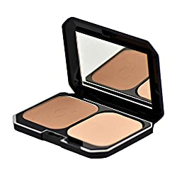 GlamGals Two Way Cake Beige Compact ,SPF 15,12g (Sandy Brown)