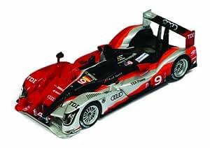Ixo - LM2010 - Véhicule Miniature - Audi R15 TDI - Winner Le Mans 2010 - Echelle 1:43