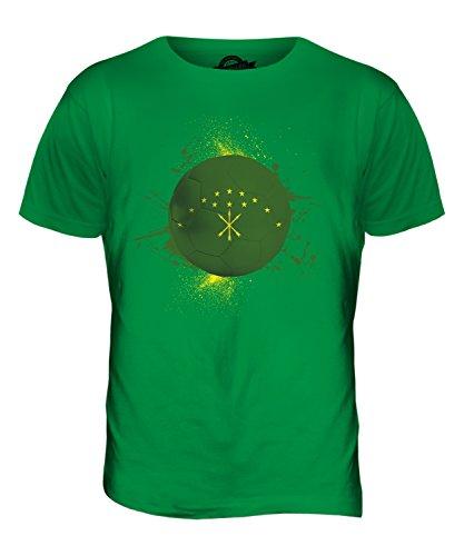 CandyMix Adygeja Fußball Herren T Shirt Grün