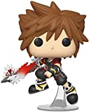 Funko Pop Disney: Kingdom Hearts 3-Sora w/Shield Figura Coleccionable, Multicolor (39939)