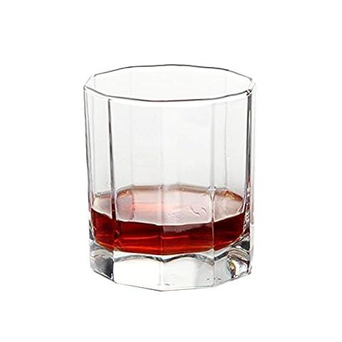 Verre à cristal Whisky Cups Verres à vin Bar Outils Verrerie Verres à bière 300 ML-A20
