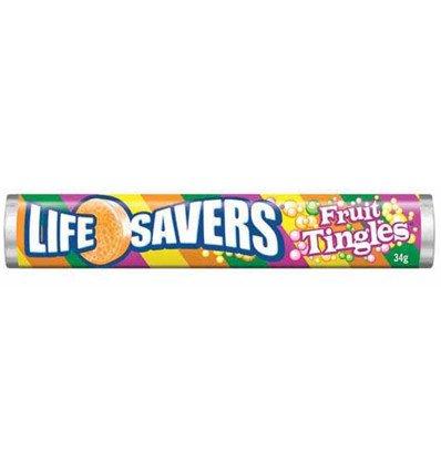 Wrigley Lifesavers Obst kribbelt 34 g x 36 -