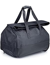 bddfa855022b Ladies Travel Bag with Wheels Overnight for Women Trolley Holdall Weekend  Wheeled Hoilday New - Cabin