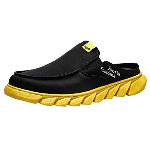 xmansky Herren Damen Laufschuhe Sneaker Straßenlaufschuhe Sportschuhe Turnschuhe Outdoor Leichtgewichts,Neue Herrenschuhe Mesh-Schuhe Freizeitsportschuhe sind im Sommerschuh atmungsaktiv - Sequin Platform Wedge