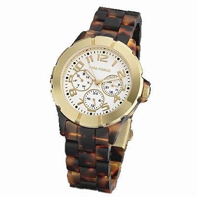 TIME FORCE TF4175L14 - Reloj de Señora movimiento de cuarzo con brazalete metálico de TIME FORCE