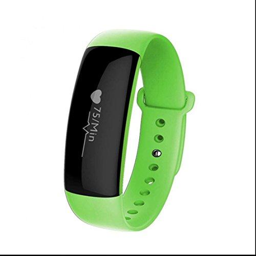 Fitness Armbänder Aktivitätstracker Schrittzähler Übung Tracker Schlaf-Monitor Schrittzähler Wearable Devices Pulsmesser LCD Touch Screen handy uhr Bewegungserkennung Nachtsicht Unterstützen Sie die Kommunikation jederzeit