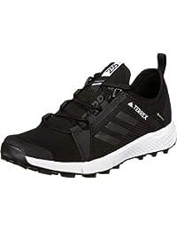 buy online e2a3e b8cb4 adidas TERREX Agravic Speed GTX W Scarpa Trail Running Core Black