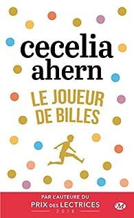 Le joueur de billes par Cecelia Ahern