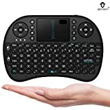 ApeCases® Mini Portable Wireless Keyboard With Built-in Mouse Combo
