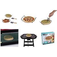 Pietra refrattaria teglie da forno e - Pietra refrattaria da forno per pizza ...