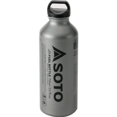 41Z975850hL. SS500  - SOTO SOD-700-07 Fuel Bottle for Muka Stove 0.7 Litres Silver