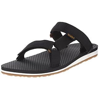 Teva Women's Original Universal Slide Sports and Outdoor Lifestyle Sandal, Black, 6 UK (39 EU)
