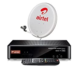 Product DetailsAirtel Digital Tv Hd+ Set Top Box Offers You Extraordinary Picture Clarity With The Highest Possible Resolution Of 1080Ã-1920. It Gives You A Cinema Theatre Experience With Dolby Digital Plus 7.1 Surround Sound. Airtel Digital Tv Hd+ S...