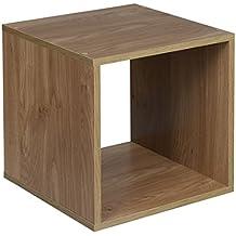 Cubi legno arredamento urbn living for Arredamento amazon