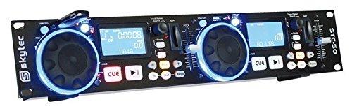Skytec 172797-Elitech 50Double/MP3/USB/SD