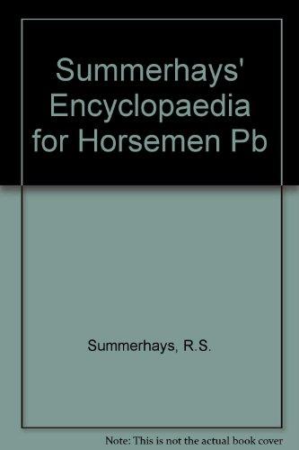 Encyclopaedia for Horsemen