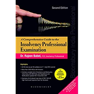 A Comprehensive Guide to Insolvency Professional Examination-2e