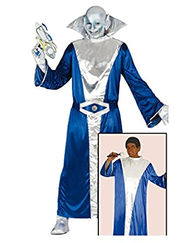 Planète Costumes Pour Halloween - Alien Seigneur Costume One