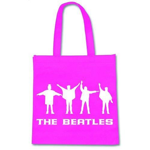 Beatles - Shopping Bag Help! Semaphore (in 36 x 38 cm)